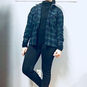 Pendleton Shirts - PENDLETON • Plaid Button Down Fireside Flannel M